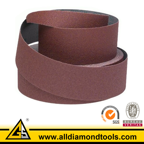 400# Abrasive Sanding Roll for Sanding Metal and Wood