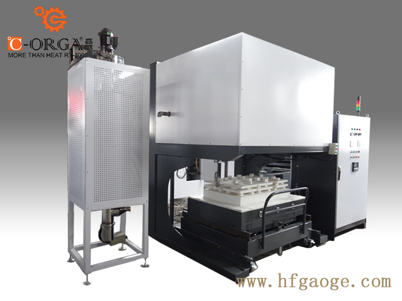 Gzz Series Elevator Furnace for Sintering