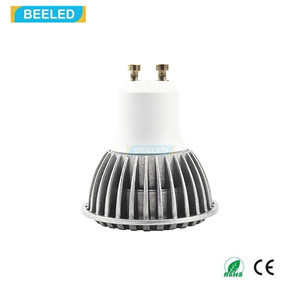 Ce Rhos GU10 5W COB Warm White LED Spot Lamp LED Bulb