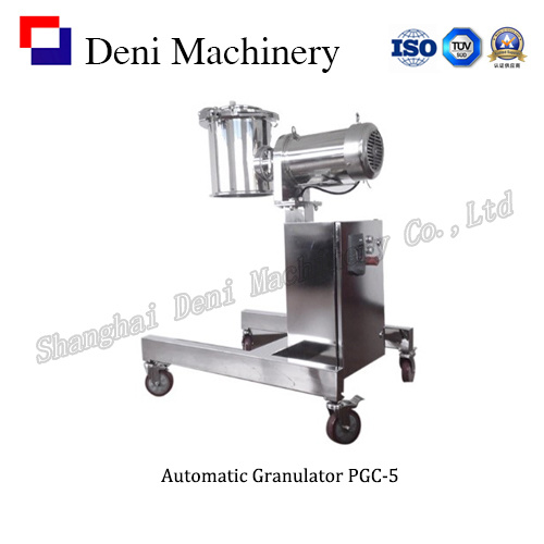 Automatic Grinding and Granulating Machine PGC-20