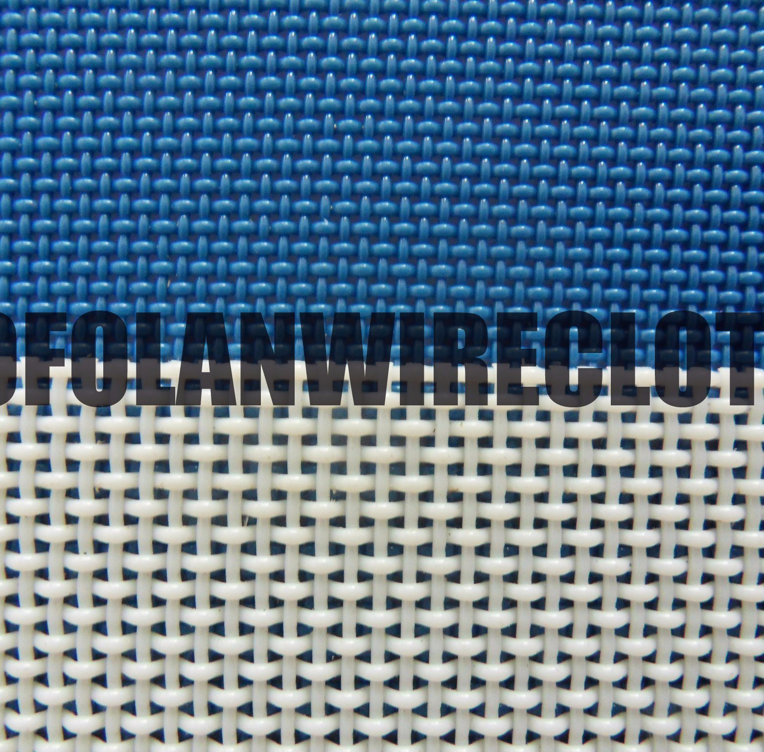 Polyester Plain Weave Drying Mesh Screen for Paper Making Machine
