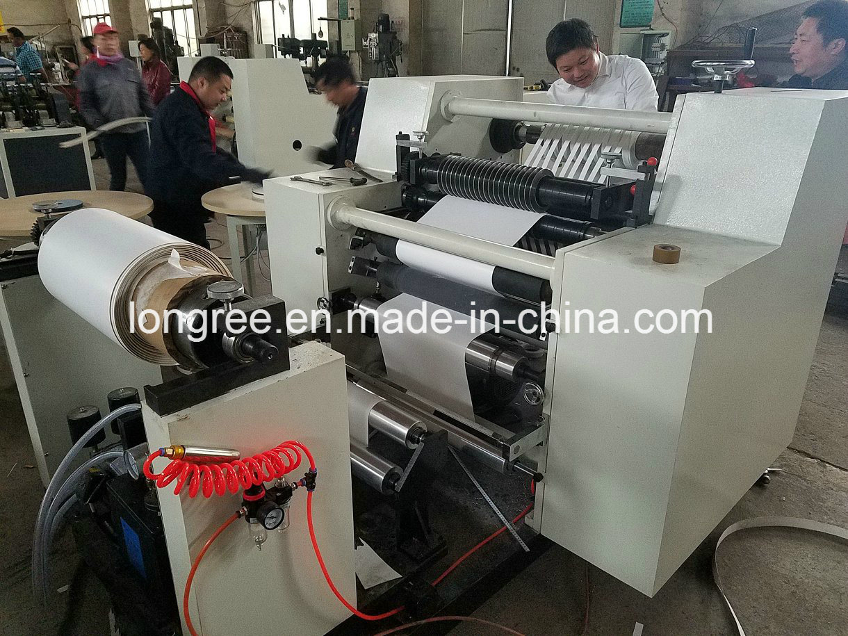 2017 PVC Sheet Automatic Slitter Cutting Machine