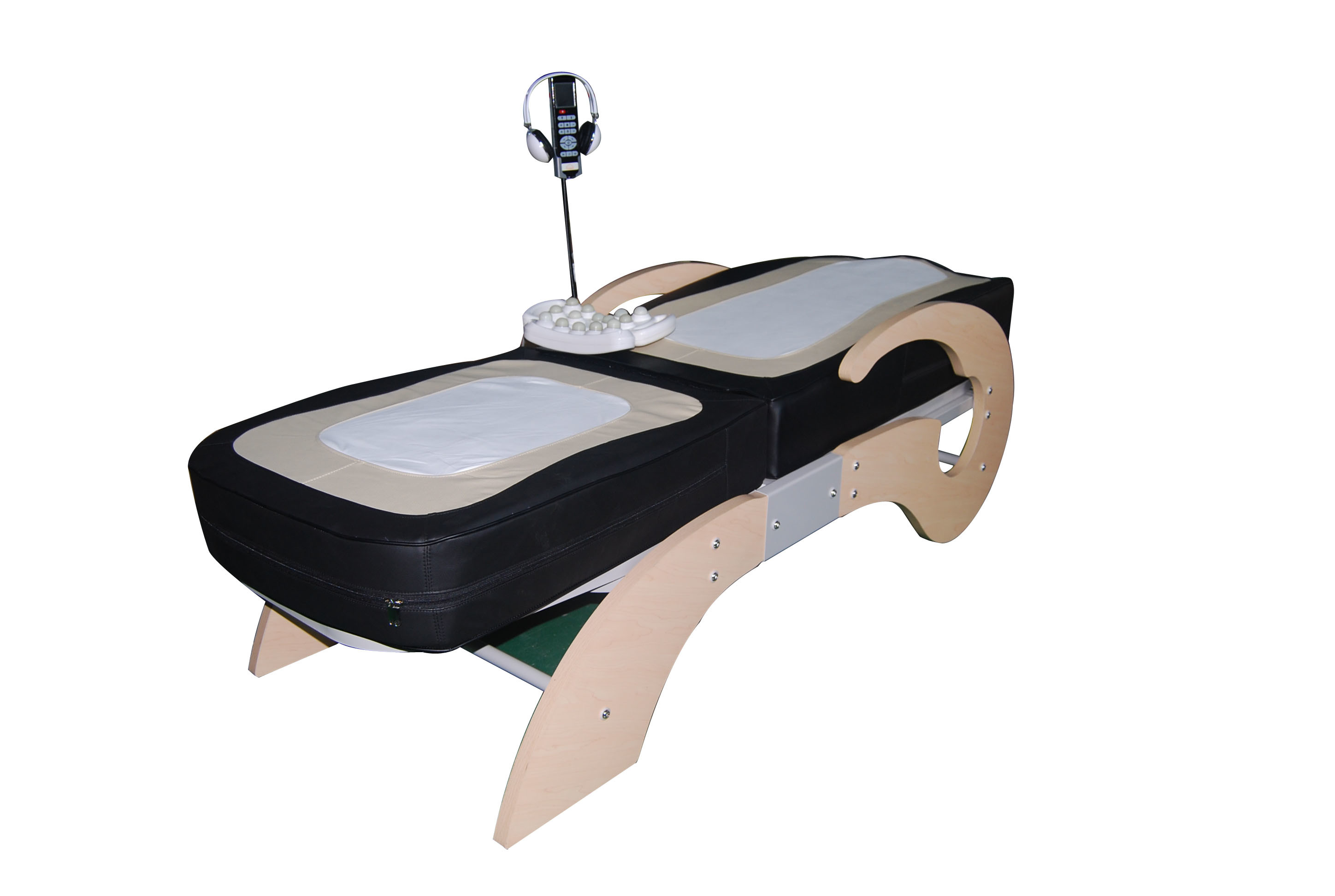 Music Jade Massage Bed