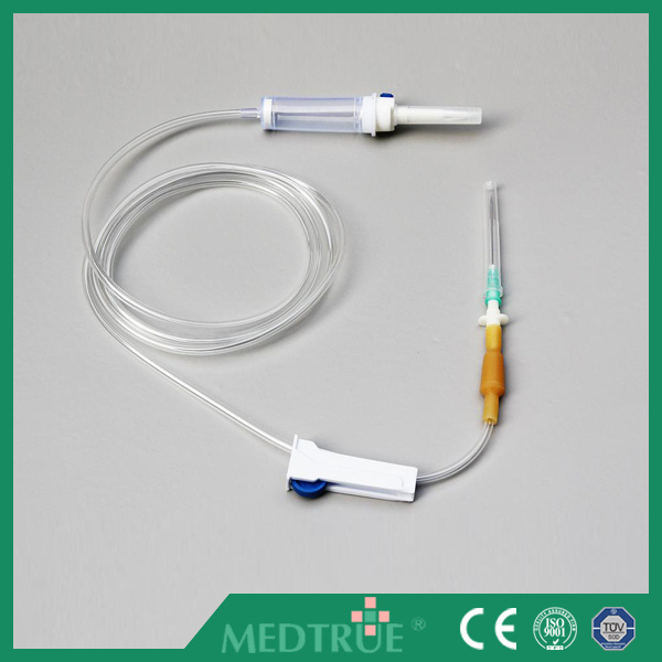 Ce/ISO Hot Sale Cheap Medical Disposable Infusion Set (MT58001201)