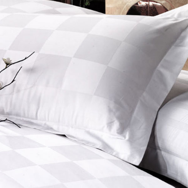 Bed Linen Jacquard Pillow Covers (DPF052973)