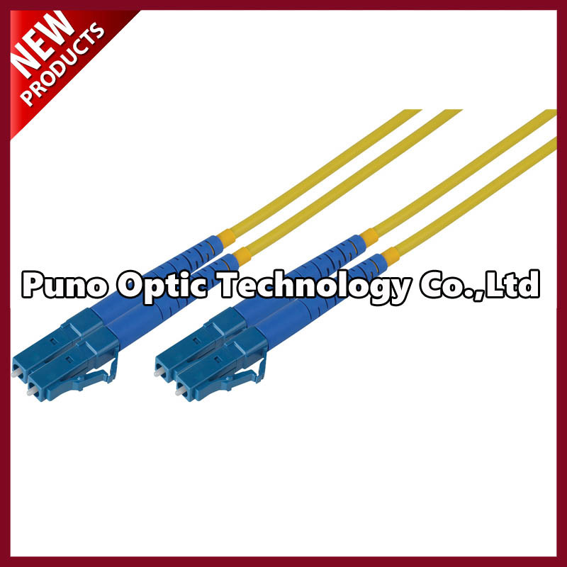 2.0mm LC-SC Duplex Fiber Optic Patch Cords