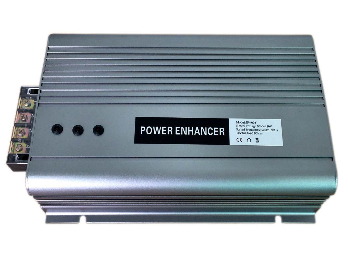 Three Phase Power Saver with Aluminium Housing for Bigger Load (JP-002/003/004)
