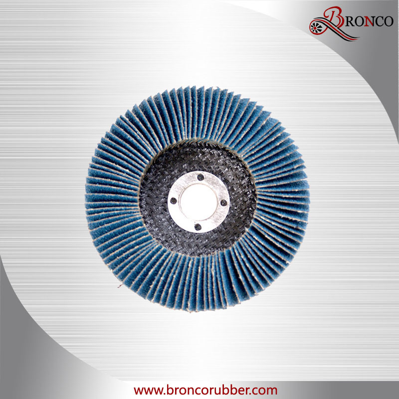 Zirconia Alumina Flap Disc Vertical Fitted