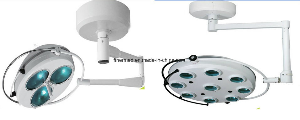 Mobile Emergency Operation Theatre LED Surgical Operating Light