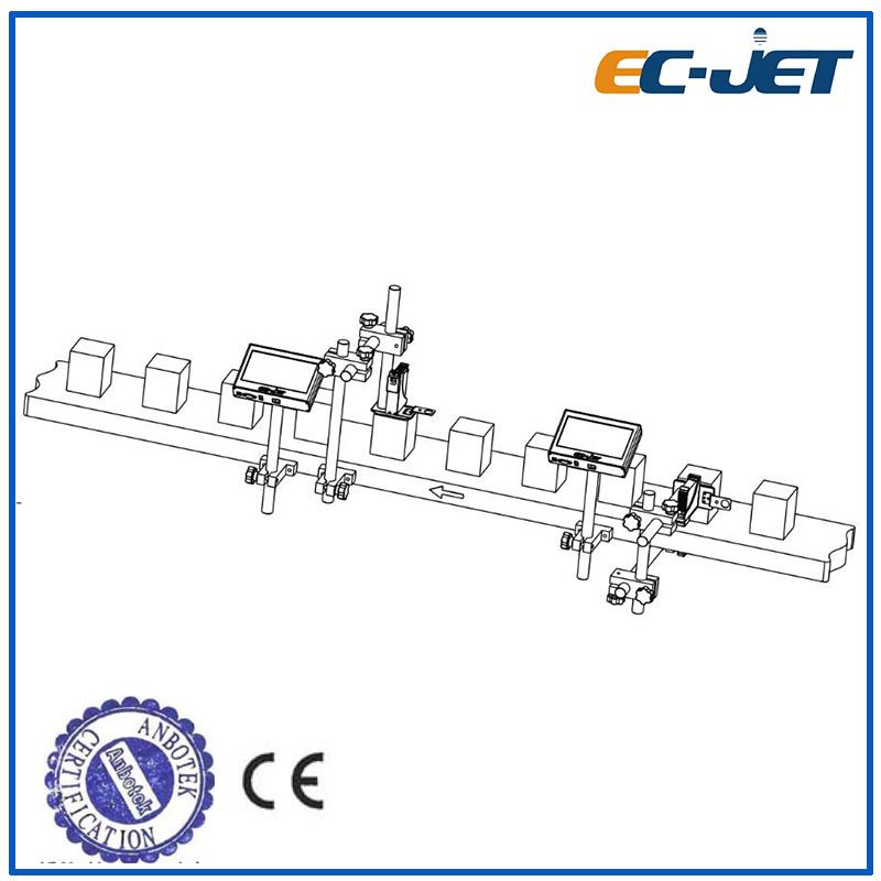 Best Price Barcode Printing High-Resolution Inkjet Printer for Carton (ECH700)