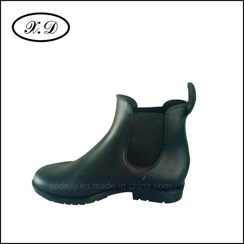 Color Rain Fashion Boots for Woman