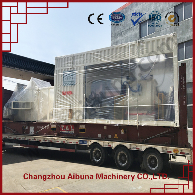 Container-Type Special Dry Mortar Production Plant