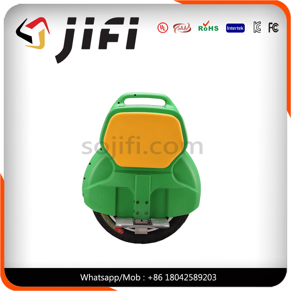 Easy Riding Twin Wheel Electric Unicycle