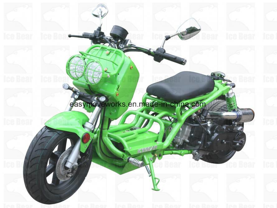Zoomer High Configuration Motorcycle 50cc 4strokes Elec Kick Start Disc