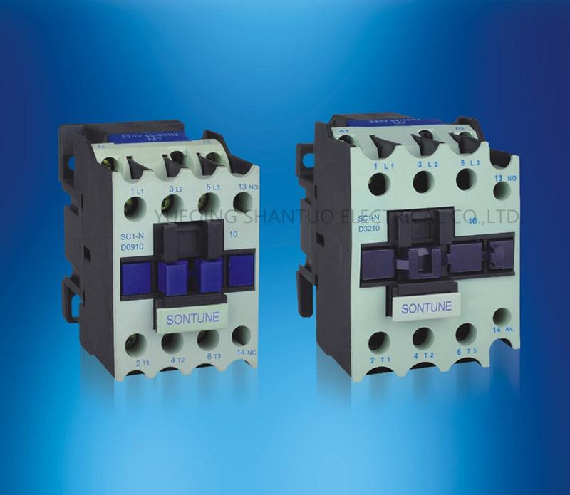 Sontune Sc1-N D0910 3p AC Contactor