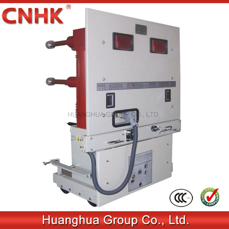 Zn85-40.5 Indoor Truck Type High-Voltage Vacuum Circuit Breaker