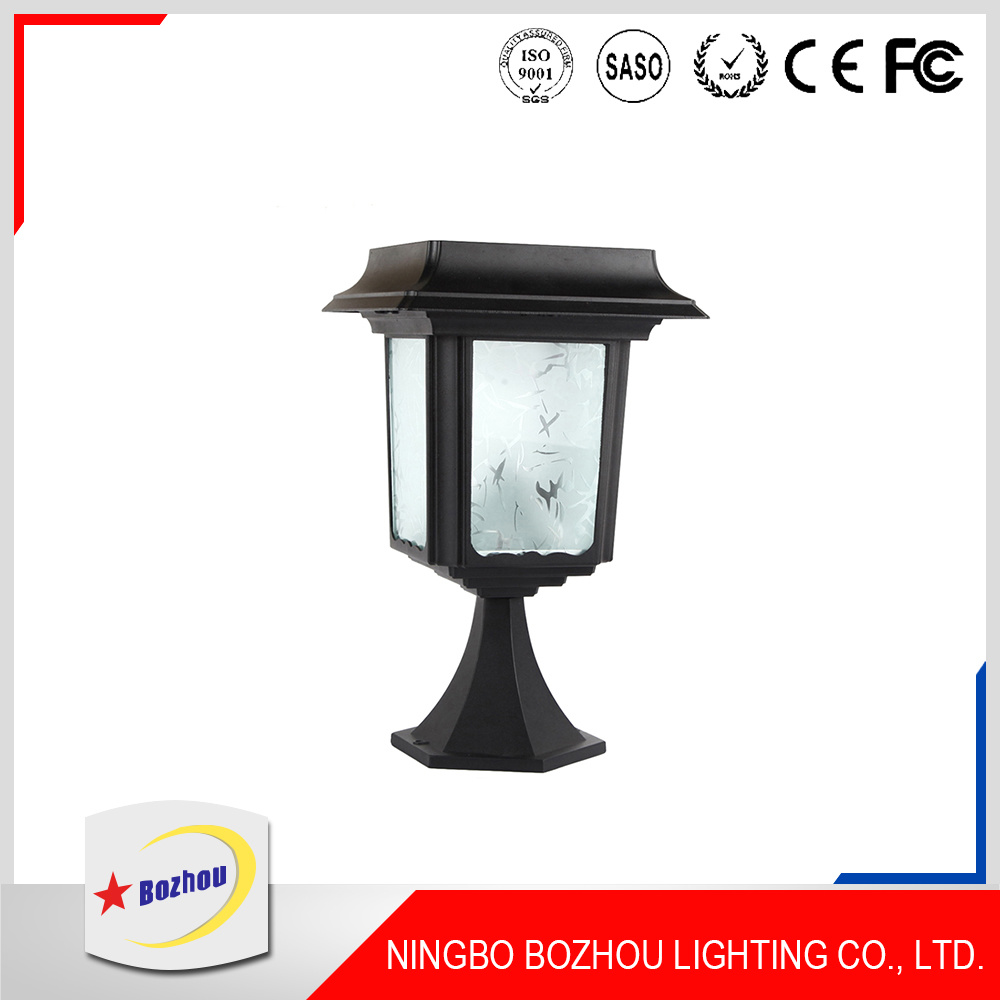 Professional Grade Outdoor LED Solar Garden Light Modern Design
