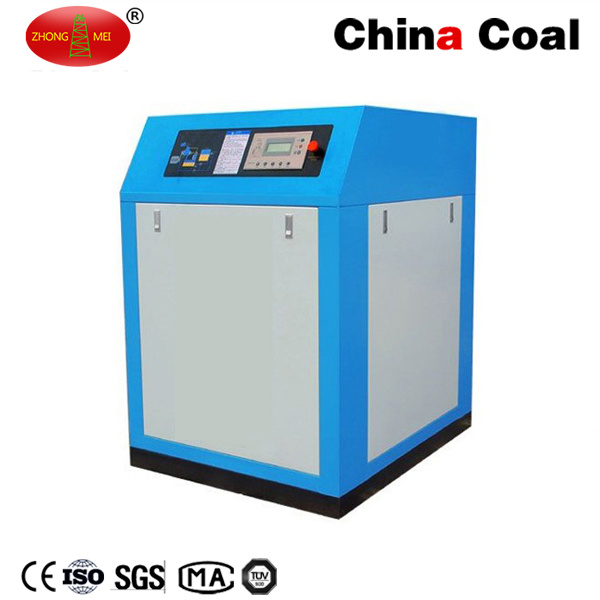 Electric Stationary Single Stage Belt Driven Screw Air Compressor