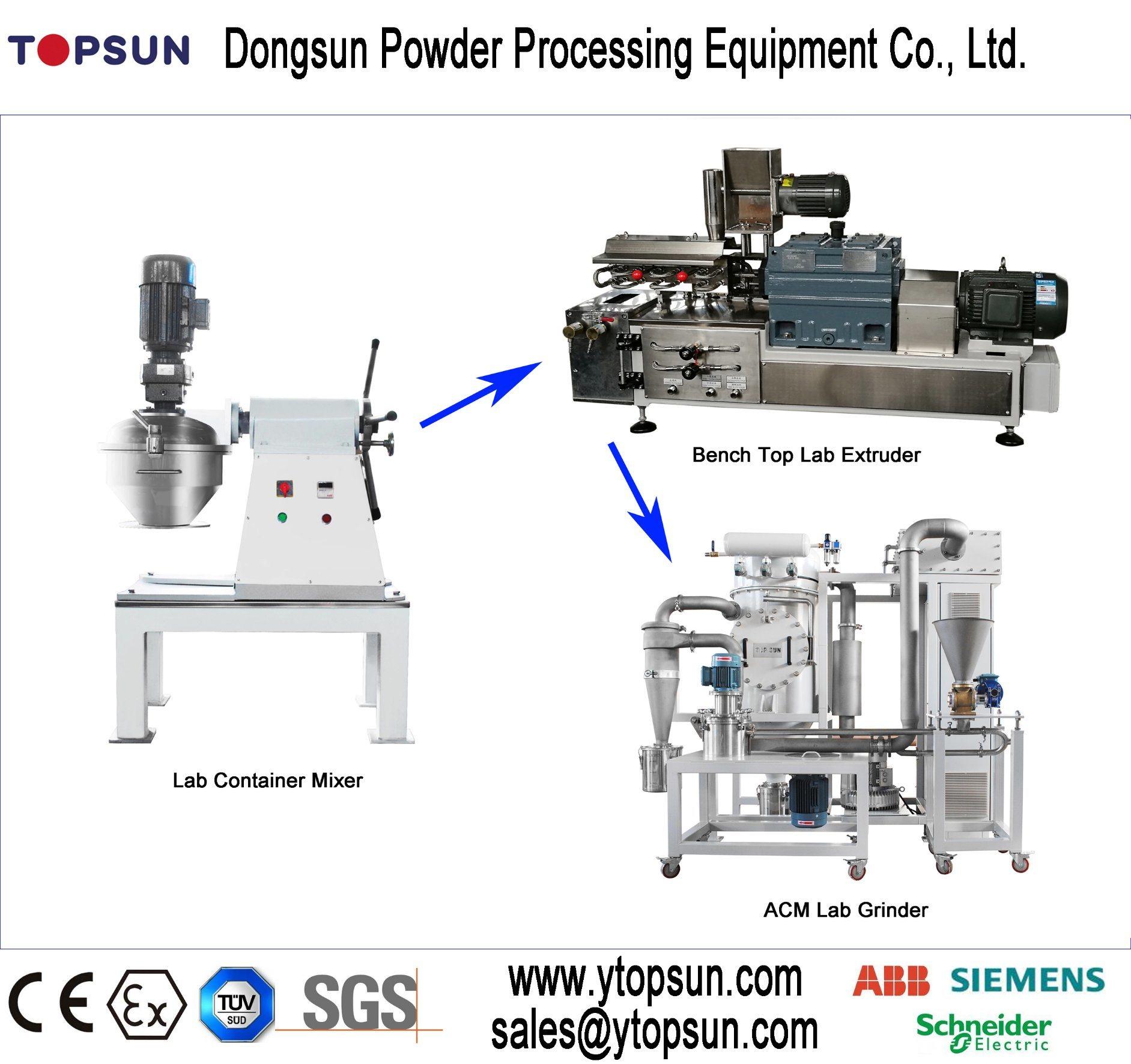 Economical Type Powder Coating Production Line