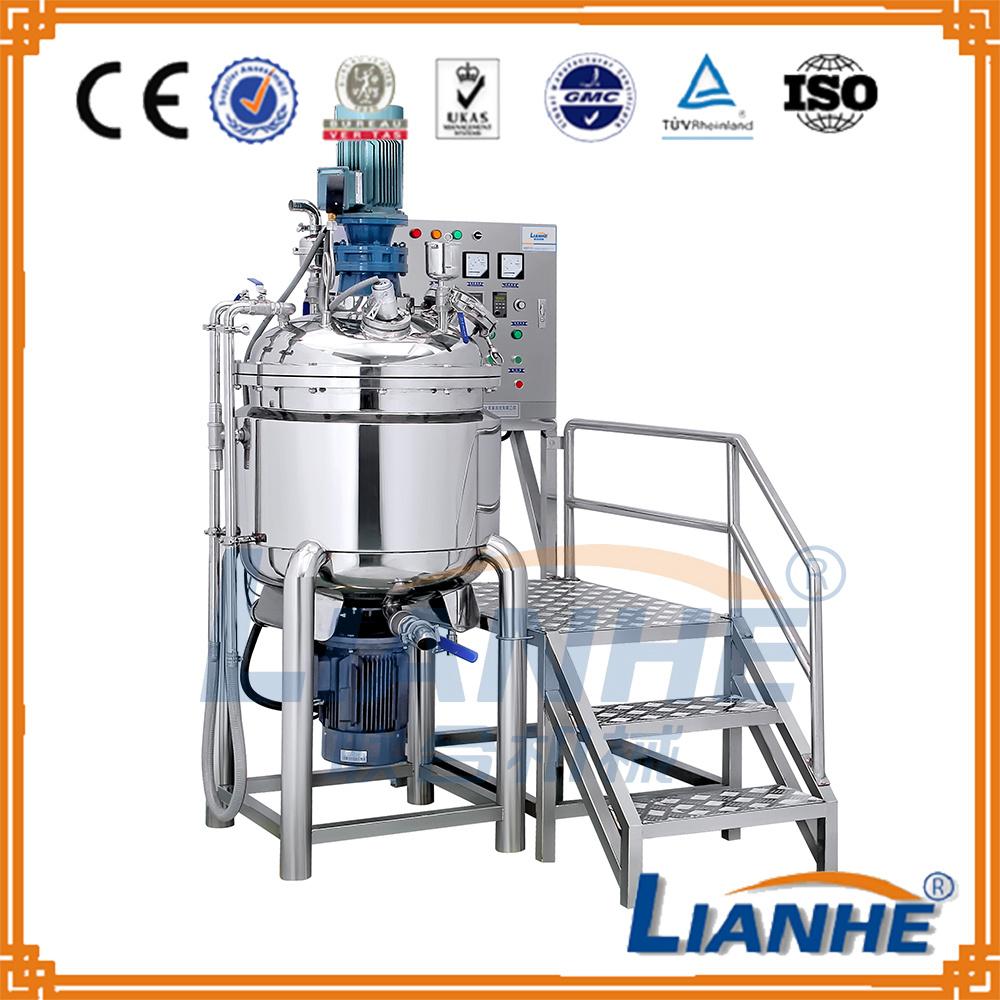Vacuum Homogenizer Mixing Mixer Tank with Ce Certificate