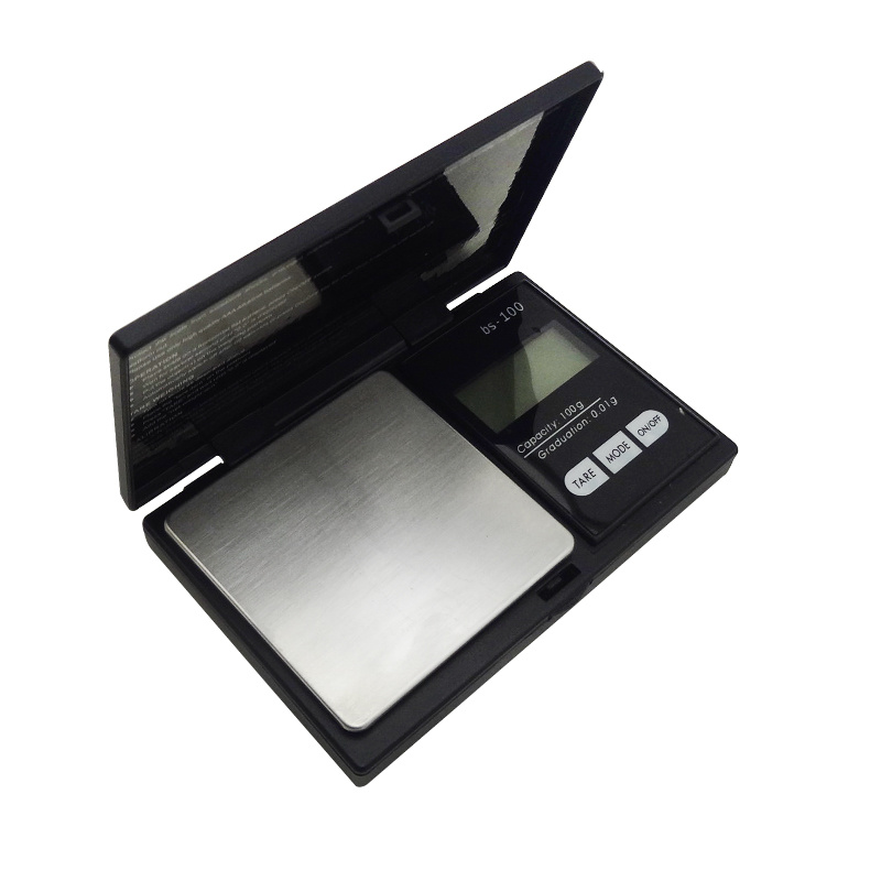 200g 0.01g Portable Electronic Weighing Scale