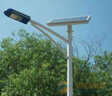 DC12/24V 15W-80W Solar Street Light High Quality and Long Service Life