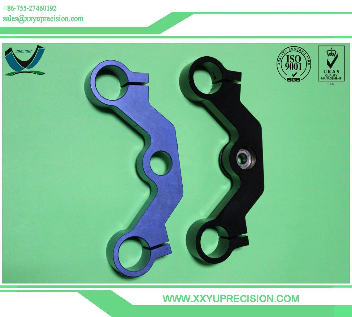 High Tolerance Manufacturing Metal Precision Aluminum Machinery Machining CNC Parts in Shenzhen