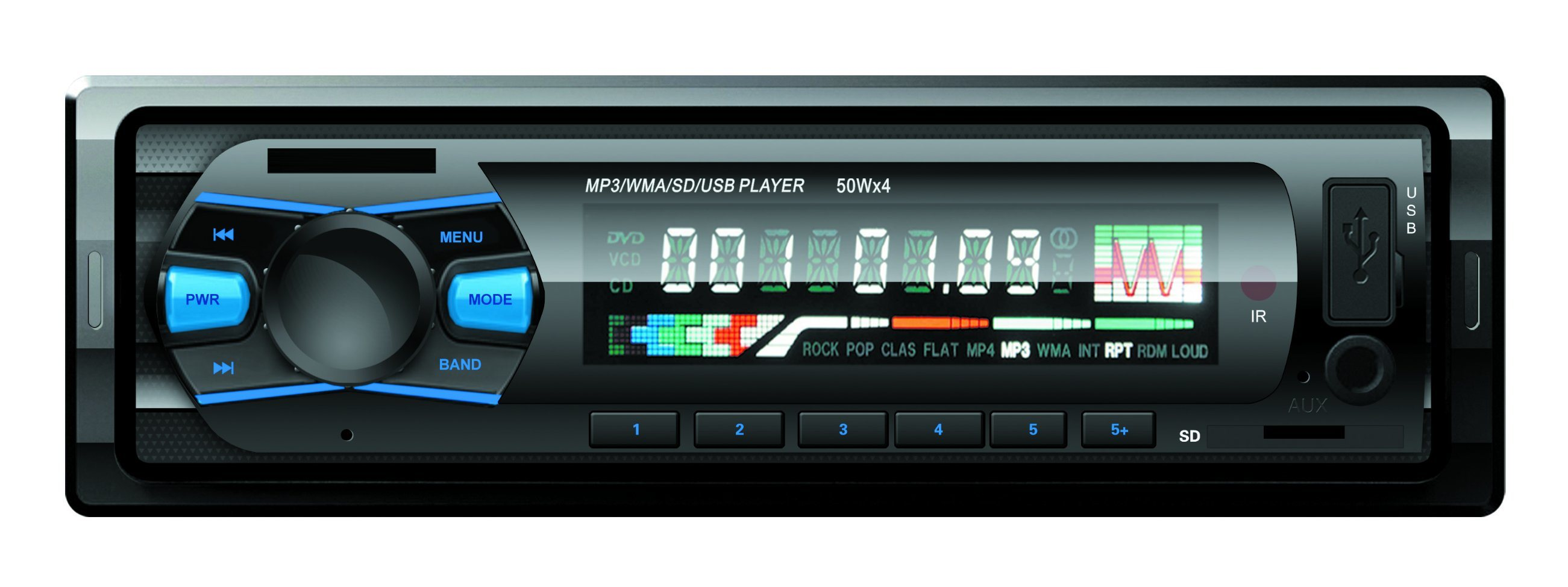 Android DAB Adapter Car DVD Player with FM Transmitter