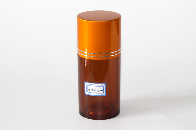 100ml Pet Bottle for Health Care Medicine Plastic Packaging
