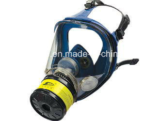 Cheap Full Face Gas Mask Anti Gas Mask with Ce