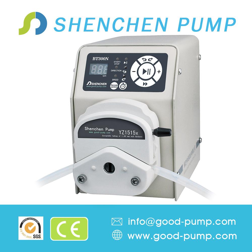Special Price Bt600m Multichannel Dispensing Peristaltic Pump