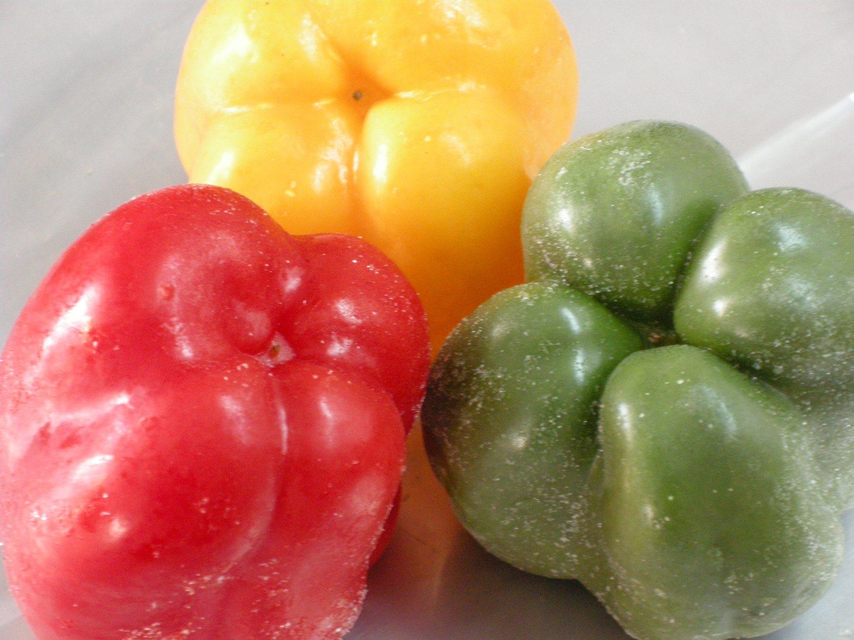 Frozen Pepper or Frozen Vegetables
