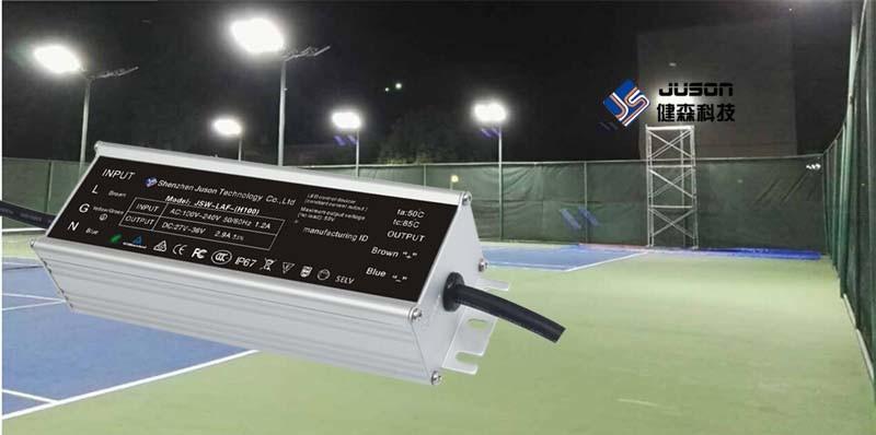 12kv Surge Immunity 40W Outdoor Driver for LED Flood Light