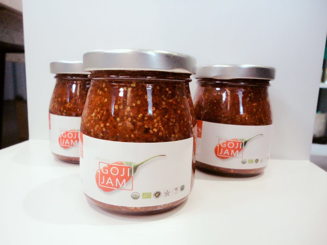Organic Goji Jam From Unique Organic Goji Jam Supplier