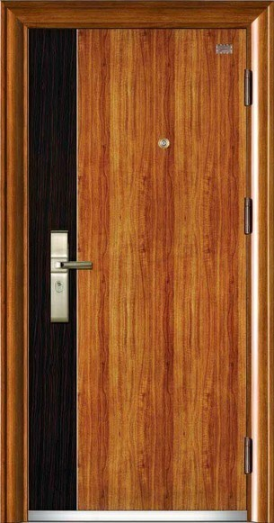 High Grade Plate Entrance Door