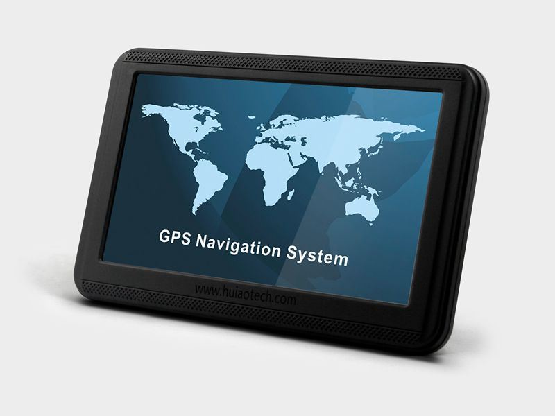 "Hot Sale 5.0"" Car GPS Navigation with HD 800*480pixels Touch Panel, FM Transmitter, AV-in, Rear View Camera"