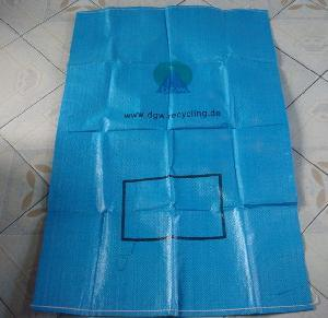 Recycled Seed Packaging Sacks/ Recycled PP Woven Seed Sacks/Recycle PP Woven Bags