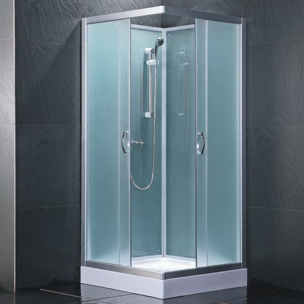 35X35inch Sealed Glass Shower Enclosure (KF-808A)