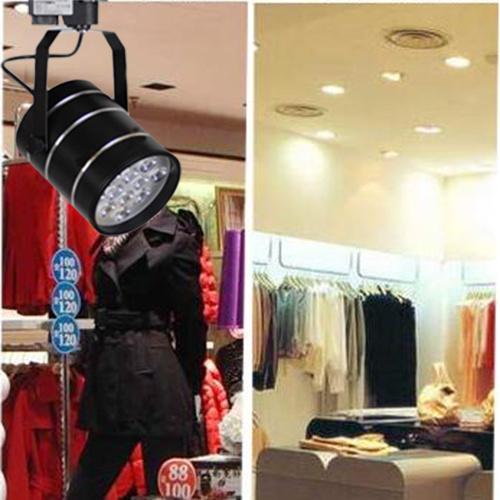 LED Track Spot Light for Shoe Shop/Store Lighting