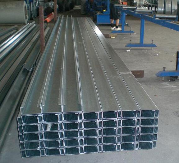 Hot DIP Galvanized Steel Frame Steel Beam
