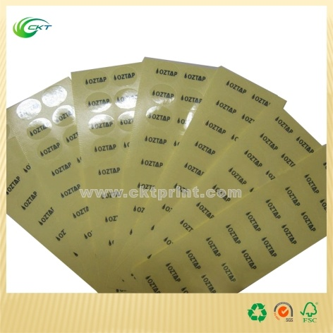 Hot Selling Sticker Labels with Lamination (CKT-LA-452)