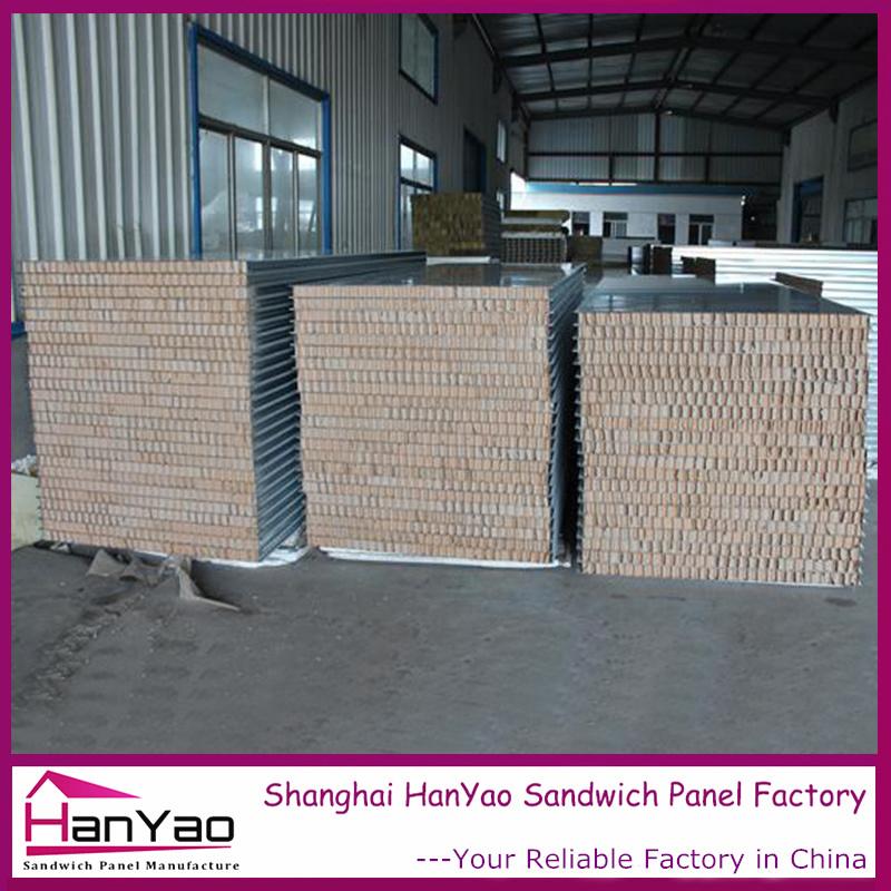 High Quality Phenolic Steel Sandwich Panel China Manufacture