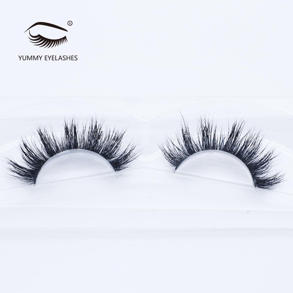 Wholesale High Quality Lash Custom Beauty Mink Fake Eyelashes