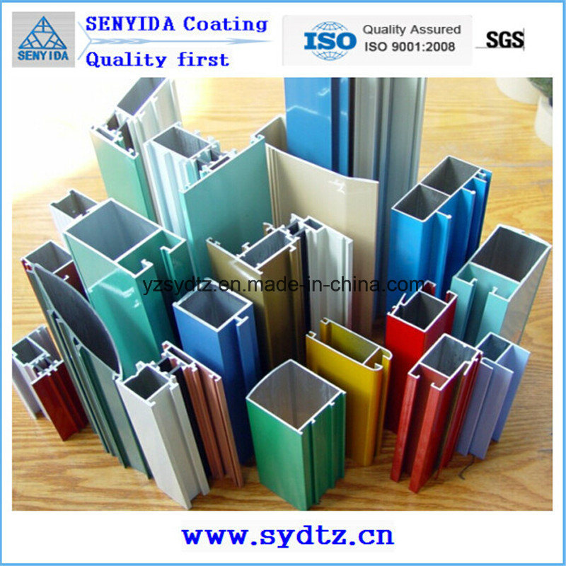 Pure Polyester Powder Coating Paint for Aluminum