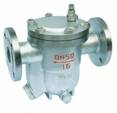 Cast Steel Flanged Free Floating Ball Type Steam Trap