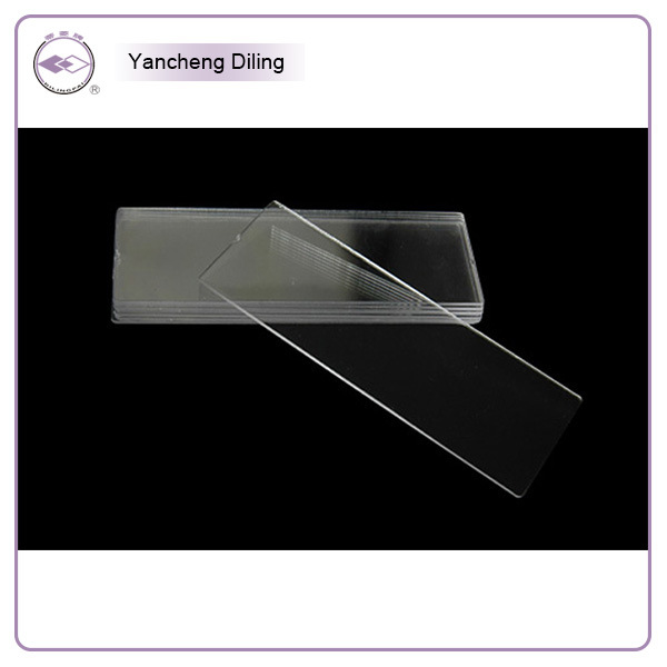 7101 Microscope Slides, Grounded Edges