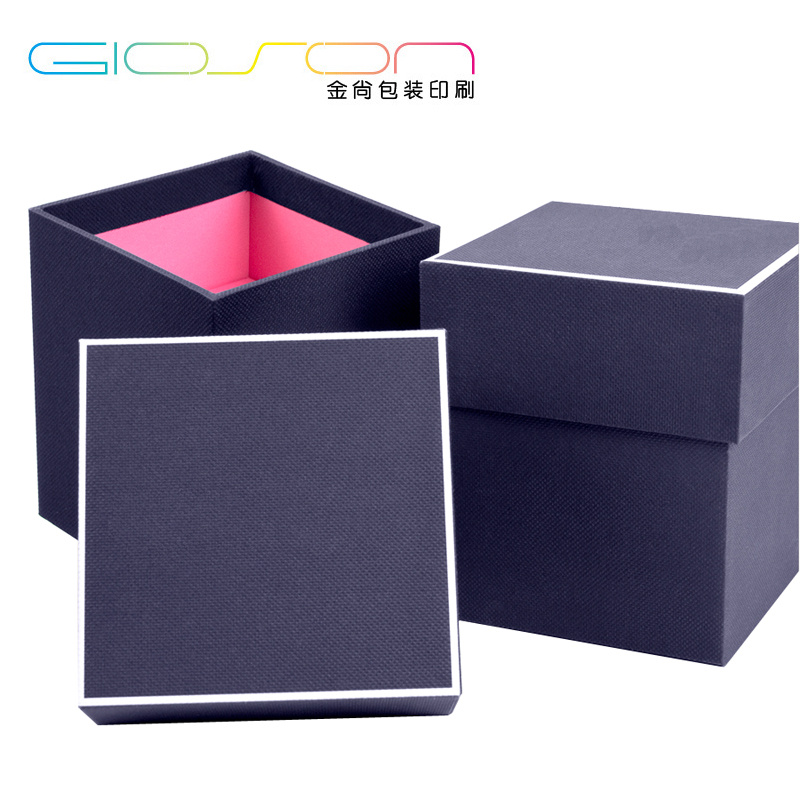 Elegant Fancy Paper Jewellery Gift Box/ Jewelry Packaging