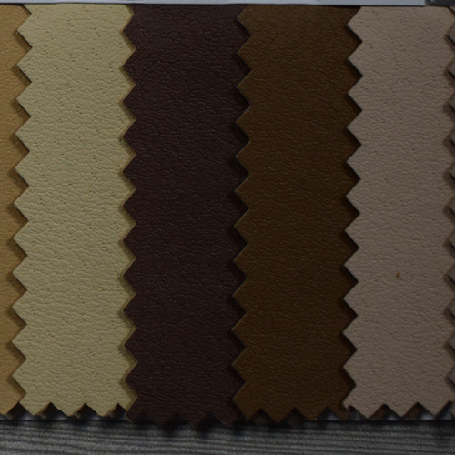 Pig Skin Grain Artificial PU Leather for Bag (HST026)