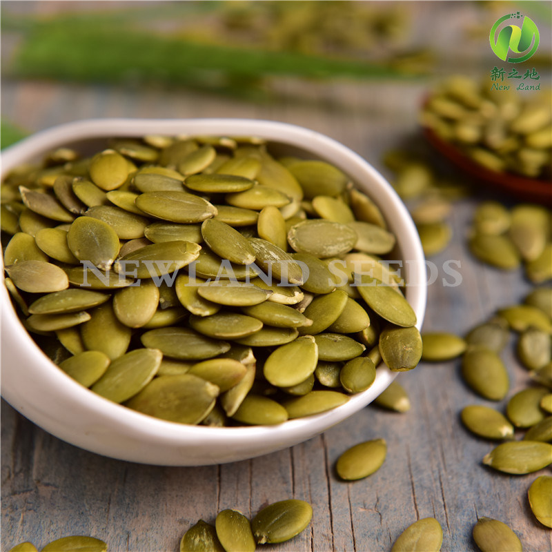 Chinese Pumpkin Seeds Kernels with Organic and Pure