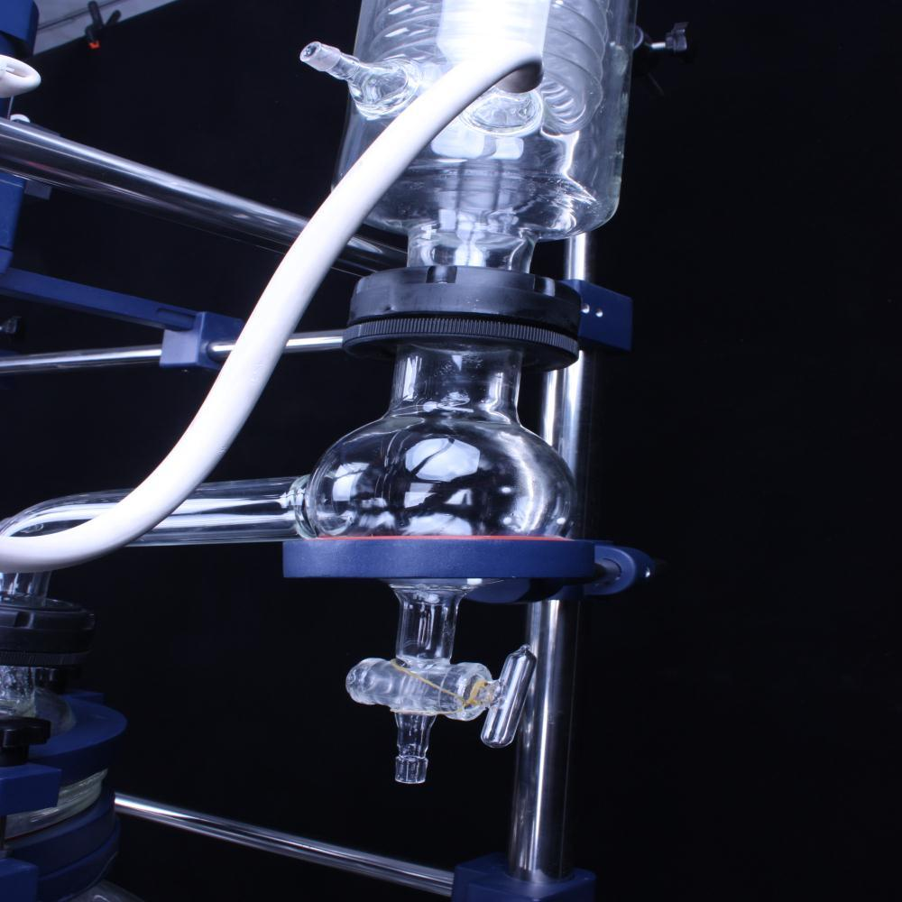 Jacketed Glass Reactor Heb-80L
